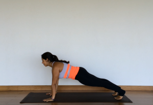 Yoga tutorial: Plank pose