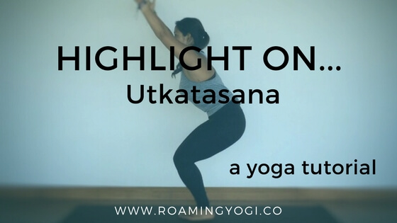 Utkatasana: Chair Pose Tutorial. A step-by-step look at how to execute this foundational yoga pose.