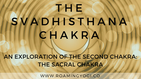 The Sacral Chakra, or svadhisthana chakra is the second chakra in the chakra system. Explore it's properties and practice a flowing hip-opening flow.