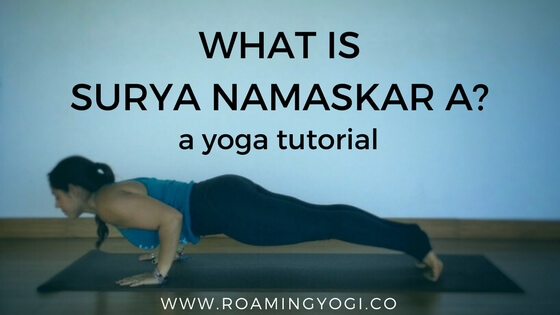 Surya Namaskar A Breakdown