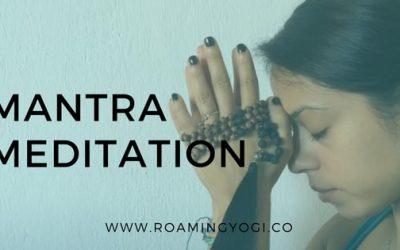 Mantra Meditation With a Mala