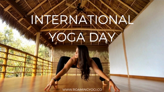 6 Ways to Celebrate International Yoga Day