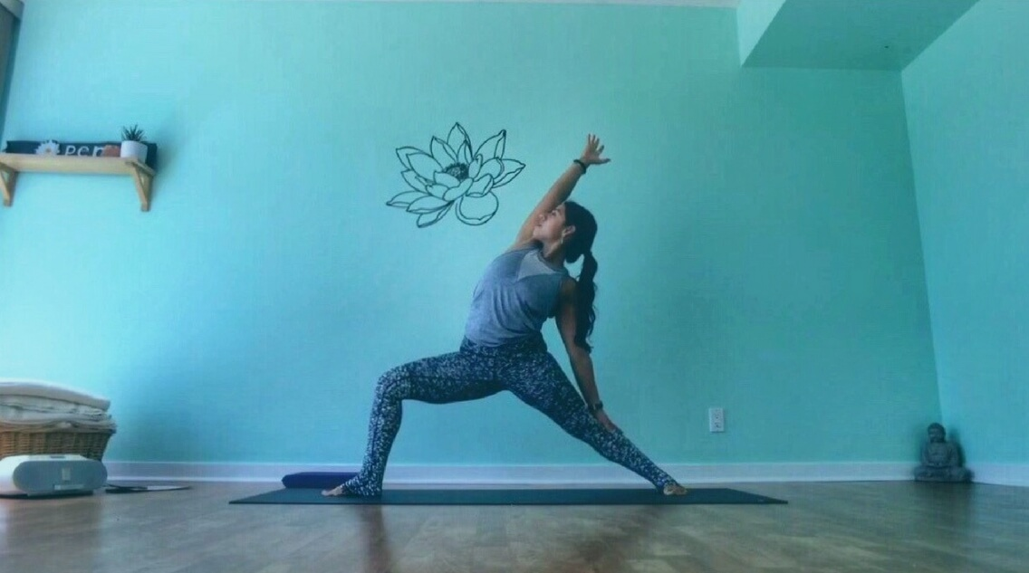 yoga and meditation challenge