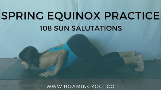 Spring Equinox Practice