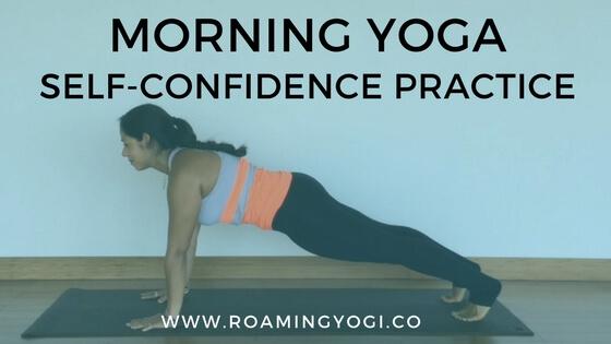 core strength self-confidence