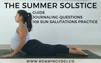 The Summer Solstice: A Guide + Practices