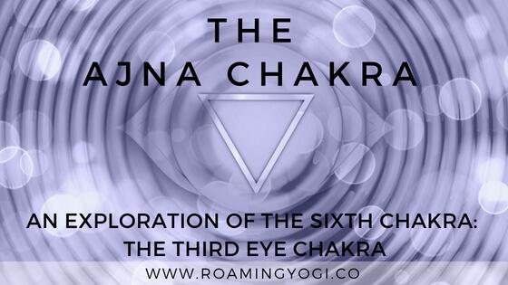 third eye chakra, third eye, ajna chakra, sixth chakra