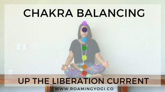 Chakra Balancing Via The Liberation Current