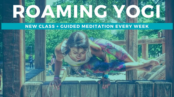 Free yoga videos online!