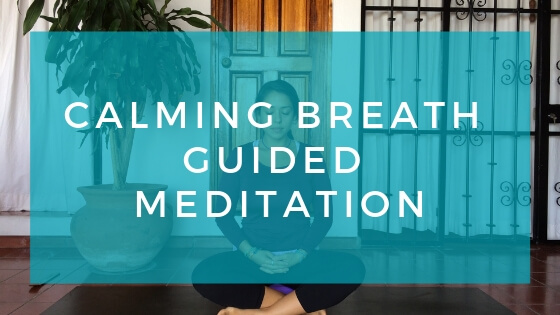 Calming Breath Meditation