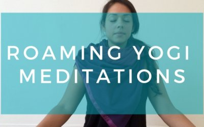 Welcome to the Roaming Yogi Meditations Podcast!