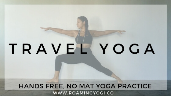 5 Reasons to Practice Yoga When You Travel