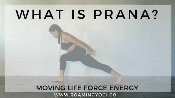 What is Prana? How to Move Life Force Vital Energy