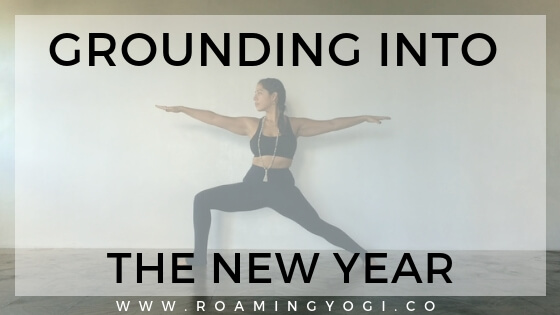 Grounding Yoga for the New Year