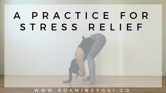 Stress Awareness Month: Stress Relief Practice