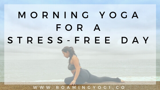 Morning Yoga for a Stress-Free Day