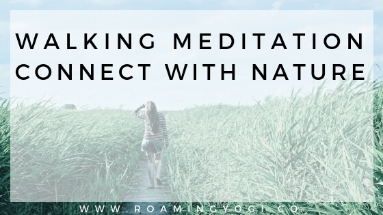 Nature + Stress Relief: Walking Meditation